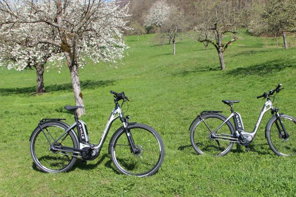 E-Bike verleih Bad Urach